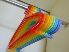 Children's clothes hangers
