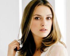 Keira Christina Knightley #StyleIcon #Hair #Beauty #Haircare #Hairstyle