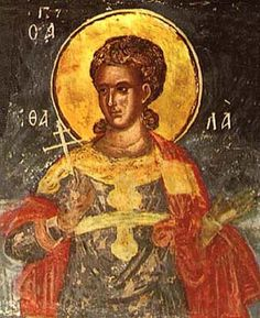 The Holy Martyr Haifal the Deacon by order of the Persian emperor Sapor II was killed by stoning in the year 380, for confessing the Name of Christ.
