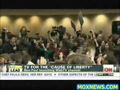 The Ron Paul Revolution WILL Be Televised!