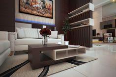 interior ruang tamu banjarmasin