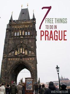 7 Free Things To Do in Prague | packmeto.com