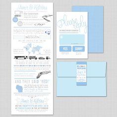 The Katrina Illustrated Story Wedding by AprilTwentyFive on Etsy