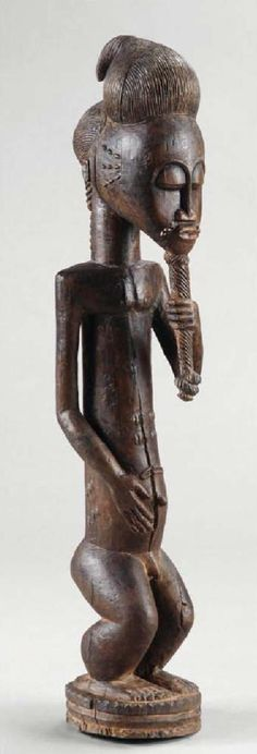 Baule figure from Koller Walu Auction A14