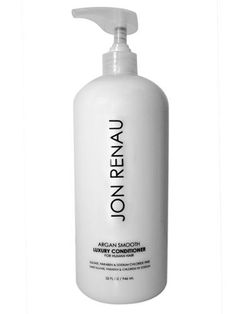Jon Renau Argan Smooth Luxury Conditioner 1L -- This is an Amazon Affiliate link. Be sure to check out this awesome product.