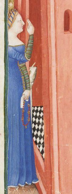 Missale et horae ad usum Fratrum Minorum. -- 1301-1400 -- manuscrits
