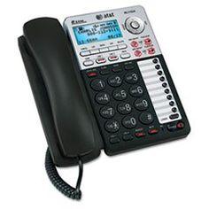 2-Line Speakerphone with Caller ID and Digital Answering System 2-Line Speakerphone with Caller ID