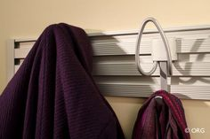 Cool closet and organizational tips, tricks and products