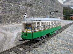 "tram 2500 serie  ""2592"" Schaal: 1:36  Bouwjaar: 2014  Aantal stukjes: 700 ca."