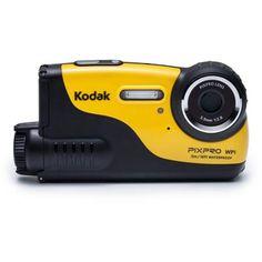 KODAK PIXPRO WP1 5m Waterproof HD Sport Camera - Walmart.com