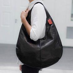 Yara Leather Bag - by naramo #MONOQI