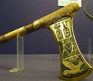 Image result for Ancient Egyptian Axe