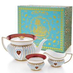 Wedgwood - Queen of Hearts collection