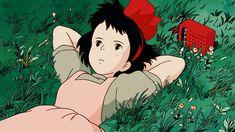 studio ghibli, Hayao Miyazaki, and kiki's delivery service by Aline | We Heart It