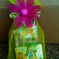 Tinker Bell party favors