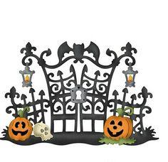 halloween applique inspiration