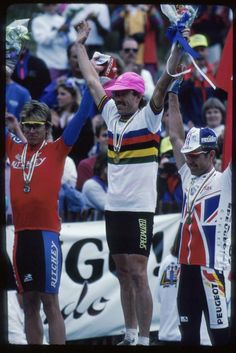 Ned Overend 1990 World Champ