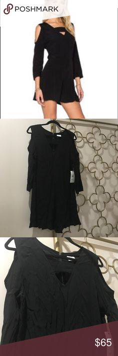 RVCA Black Naomi Romper Sleek black Romper from RVCA. Cold shoulder design with small peep-through front. Flattering fit and true to size. A must have! Sexy! ♥️Well Kept Items🎖Top Rated Seller 🏵Suggested User 📲Accepts Offers 🔁Trades 🛍Bundle and Save⚡️Fast Shipping RVCA Pants Jumpsuits & Rompers