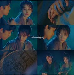 Showing her past life then and now makes the episodes much more interesting and fun. Kdrama, Iu Gif, Jin Goo, Korean Shows, Best Dramas, Moon Lovers, Soul Art, Past Life, Korean Drama