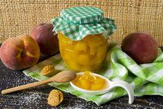 Персики консервированные в имбирном сиропе. Пошаговый рецепт с фото - Ботаничка.ru
