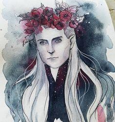 "304 Likes, 7 Comments - Kinkо White (@kinko_white) on Instagram: ""#watercolorstudy #portrait #watercolorpainting"""