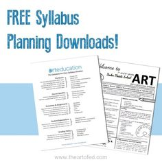 There is one thing that I always dread on the first day of school… explaining the class syllabus. There is something so mundane about reading a repetitive, lackluster document to your students. W