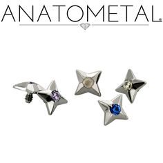 Price Per 1 20mm 4mm Hypnotica Horn Earrings Body Jewelry