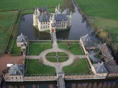 Castle Cortewalle, East Flanders, Belgium