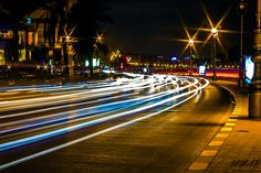 Alexandria , Car Night Lights
