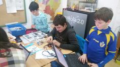 E&P Sarea: Trabajando con Lego y #Scratch en @AlkizakoEskola Laptop, Electronics, Laptops, Consumer Electronics