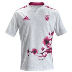Stade Francais 13 14 Home SS Rugby Jersey 0d1703ace935b