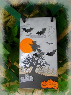 Pochette pour Halloween
