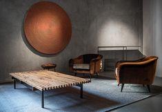 La prestigiosa Galleria Nilufar presenta Brazilian Design
