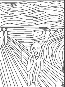 Picture of famous artists for coloring Picture thumbnail for br. Picture of famous artists for coloring Picture thumbnail for br. Picture of famous artists for coloring Club D'art, Art Club, Colouring Pages, Coloring Books, Free Coloring, Coloring Sheets, Kids Colouring, Adult Coloring, Classe D'art