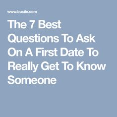 best questions to ask someone on a dating site To help you gather tinder to use on tinder (or any dating site or app), we've come up with 18 brilliant questions to ask when online dating these interesting questions for girls and guys can help you ignite a lively conversation and woo a date.