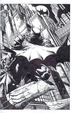 Batman #700 by David Finch