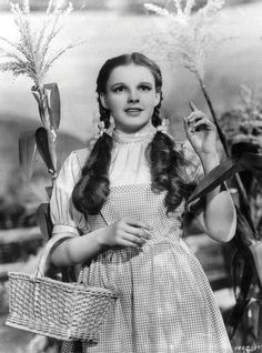 Judy Garland, The Wizard of Oz (1939)