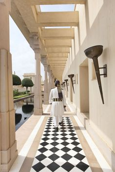 THE OBEROI UDAIPUR, INDIA. Bensley Design Studio