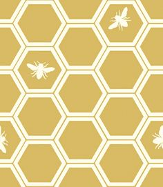Birch Organic Decor Canvas, The Grove by Jay-Cyn Designs, Honeycomb Sun