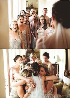 """Your wedding is going to be one for the history books, but let's not forget about the special moments that happen before you say """"I Do""""! Getting ready for the Big Day surrounded by your nearest and dearest is a time to be cherished, not to mention it makes for some aww-worthy pictures. Capture all t"""