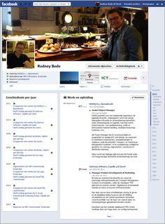 CV in Facebook stijl Job Coaching, Branding, Facebook, Rock, Brand Management, Skirt, Locks, The Rock, Rock Music