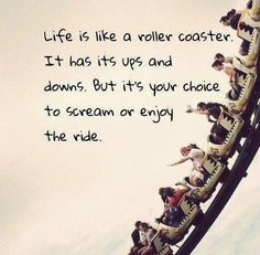 #quotes #rollercoaster