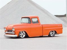 1959 Chevy Fleetside Truck - Classic Trucks