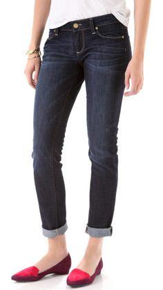 Paige Denim Jimmy Jimmy Skinny Jeans |   https://www.facebook.com/ShopHalo
