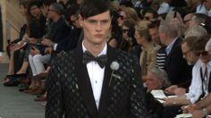 Louis Vuitton #FashionWeek de #Paris : Homme Printemps-Eté 2014 - #Fashion #Mode #Défilé #Catwalk #Outfits - More news here: www.parismodes.tv