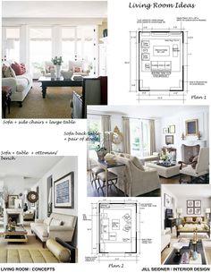 Living Room Concept Ideas.