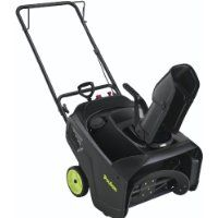 Poulan 961880007 21-Inch Single Stage Snow Thrower for 136cc LCT Engine - The Million Dollar Pro