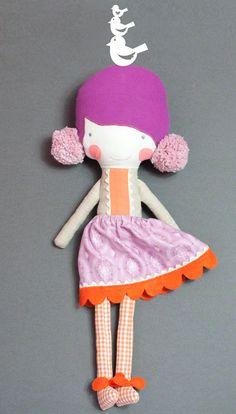 #doll Elvira by PinkNounou
