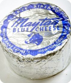Maytag Blue cheese is a hand made cow's milk cheese from Newton Iowa. Maytag is the most celebrated Blue cheese made in America, and has joined the ranks of one of the best in the world. Maytag farmers were some of the first to feel the uthentically small town, hand wrapped piece of art.
