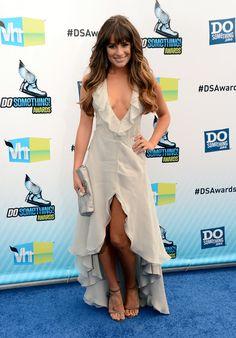 Giorgio Armani - Style Crush: Lea Michele - Photos